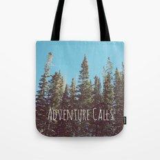 Adventure Calls Tote Bag