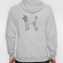Poodle - standard - abricot Hoody
