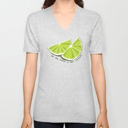 Lime in the Coconut Unisex V-Neck