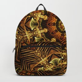 Earth Gate Mandala Backpack