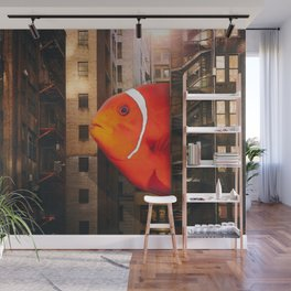 The Intruder Wall Mural