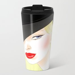 Margot Metal Travel Mug