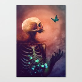 I'm dying, I hope you're dying too Canvas Print