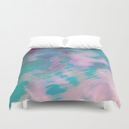 Abstract Motion Duvet Cover