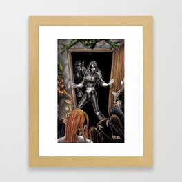 The Tales of Bloody Mary #7 Framed Art Print