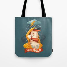 STAY BOLD Tote Bag