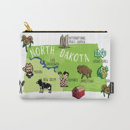 North Dakota Carry-All Pouch
