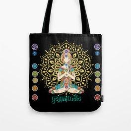 Yoga Studio Tote Bag