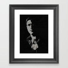 Scorpio Rising Framed Art Print