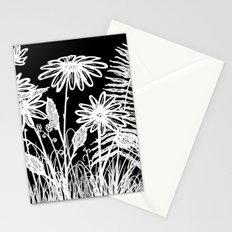 Daisy Lazy Night Stationery Cards