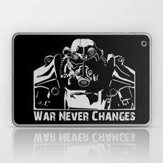 Fallout 3 War Never Changes Laptop & iPad Skin