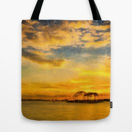 My Place Tote Bag
