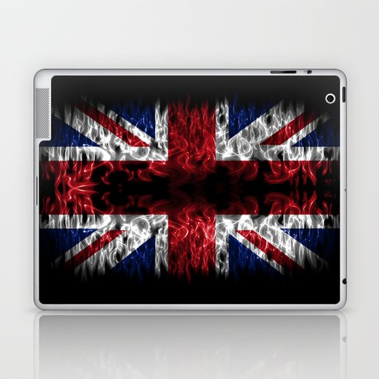 Union fire Laptop & iPad Skin