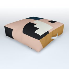 Shape study #2 - Lola Collection Outdoor Floor Cushion