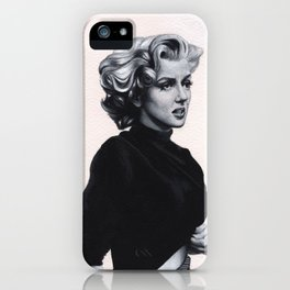 Marylin iPhone Case