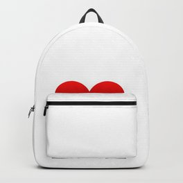 Cute Funny Valentine Day Gift -For Him and Her Backpack