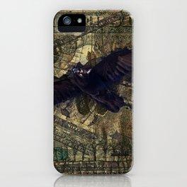 George's Requiem iPhone Case