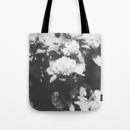 Mission Hill in black Tote Bag