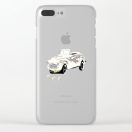 Grease Lightning! Clear iPhone Case