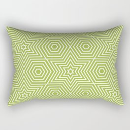 Op Art 21 Rectangular Pillow
