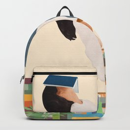 Lost in my books Backpack