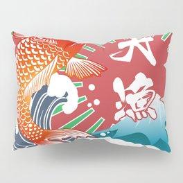 fishing flag Pillow Sham