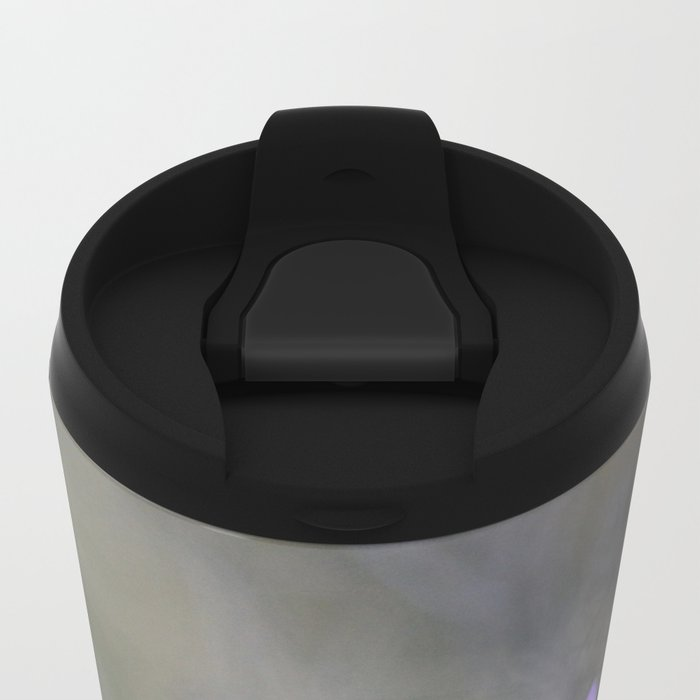Stranger Among Us Metal Travel Mug