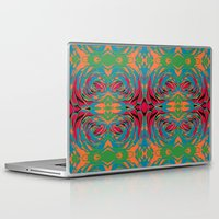 baroque Laptop & iPad Skins featuring baroque pop by Matthias Hennig