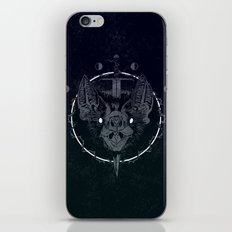 INSOMNIA iPhone & iPod Skin