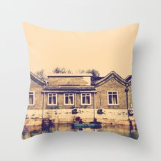 Let's Throw Pillow