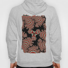 fractal world Hoody