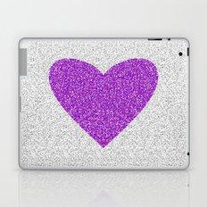 Purple Love Laptop & iPad Skin