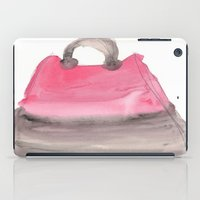 tote bag iPad Cases featuring Tote 3 by ©valourine
