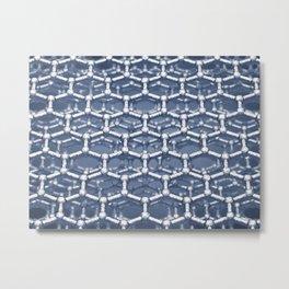 Nanotechnology Metal Print