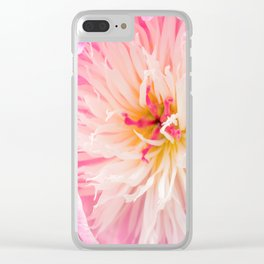 Bowl of Beauty Clear iPhone Case