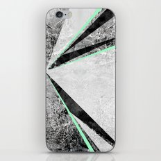 GEO BURST II iPhone & iPod Skin