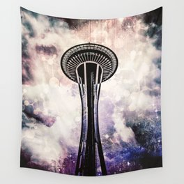 To Space Wall Tapestry