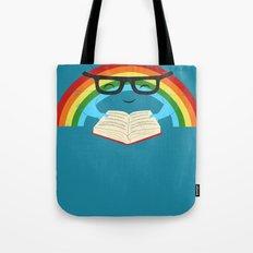Brainbow Tote Bag