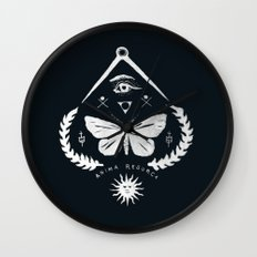 Anima Resurca Wall Clock