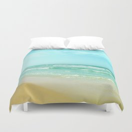 Vintage summer Duvet Cover