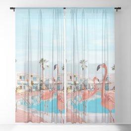 Florida Sheer Curtain
