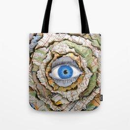 Seeing Through Illusions  Tote Bag