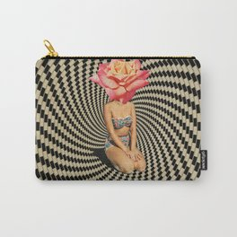 Flower head Carry-All Pouch