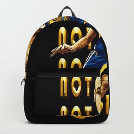 NOT HUMAN Backpack