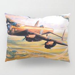 Avro Lancaster Pillow Sham