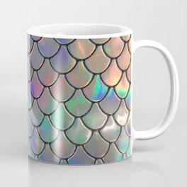 Iridescent Scales Coffee Mug