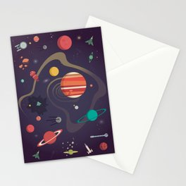 Comico 2 Stationery Cards