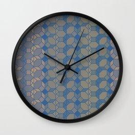 Octagonal creation Wall Clock
