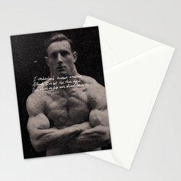 HUMAN EMOTION Stationery Cards