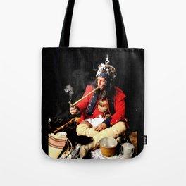Seneca Tribe Native American 1730 Tote Bag